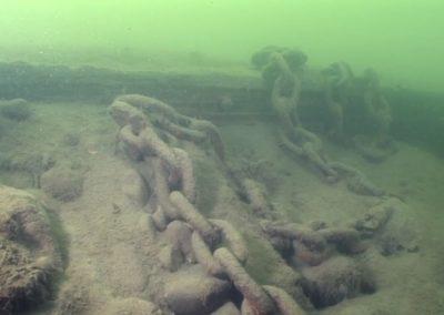 2010 – Schiffswrack im Oberen Zürichsee